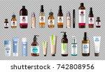 digital vector realistic... | Shutterstock .eps vector #742808956