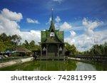 Wat Pa Maha Jedi Keaw Temple...