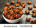 Fresh Organic Star Anise Spice...