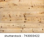Wood Natural Larch Solid Texture