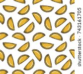 Seamless Doodle Pattern....