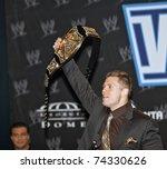 Постер, плакат: WWE Superstar The Miz