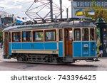 gothenburg sweden   june 30....   Shutterstock . vector #743396425
