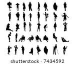 subsistence   Shutterstock .eps vector #7434592