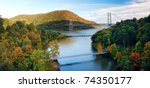 Hudson River Valley Panorama In ...