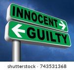 Innocent Or Guilty Presumption...