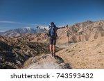 freedom   Shutterstock . vector #743593432