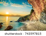 Beautiful Landscape In Corfu...