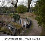 warstone lane cemetery 14.04... | Shutterstock . vector #743646766