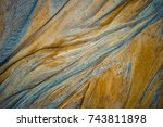 Abstract Color Sand Texture At...