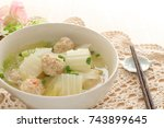 Chinese Food  Cabbage And...