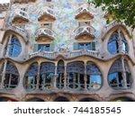Spain Barcelona Casa Batllo ...