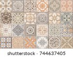 Ceramic Tile Pattern Elegant...