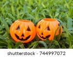 Halloween Pumpkin  Orange...