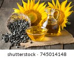 Sunflower Oil And Sunflower...