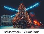 Holiday Christmas Tree...