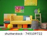 Modern Bright Child\'s Room...