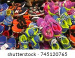 kuala lumpur  malaysia  october ... | Shutterstock . vector #745120765