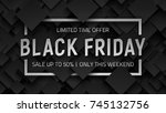 Black Friday Sale Vector...