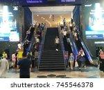 kuala lumpur  malaysia  28... | Shutterstock . vector #745546378