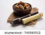 Jaggery And Sugar Cane   By...