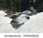 Mt. Rainer Waterfall