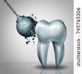 Strong Tooth Enamel And Teeth...