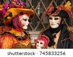 Venice Carnival Mask Costume...