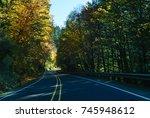 Rural Oregon Highway 126 Eugen...