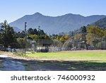 Small photo of Mount Tamalpais Looms Above Memorial Park in San Anselmo