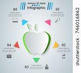apple  health   business...   Shutterstock .eps vector #746016862