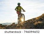 Moutainbike Uphill Emotion