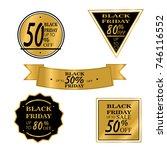 black friday sale. big sale...   Shutterstock .eps vector #746116552