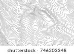 the stylized height of the... | Shutterstock .eps vector #746203348