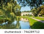 naleczow  poland   september 9  ... | Shutterstock . vector #746289712