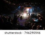 saint petersburg  russia  ...   Shutterstock . vector #746290546