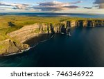 Cliffs Of Moher Aerial   County ...
