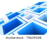 abstract geometrical background ... | Shutterstock . vector #74639338