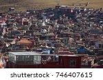 yarchen gar   the giant...   Shutterstock . vector #746407615
