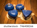 cake and desserts | Shutterstock . vector #746408266