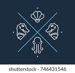 vector illustration depicting...   Shutterstock .eps vector #746431546