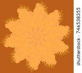 new symmetrical mandala in...