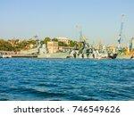sevastopol  russia  crimea  ... | Shutterstock . vector #746549626