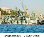 sevastopol  russia  crimea  ... | Shutterstock . vector #746549956