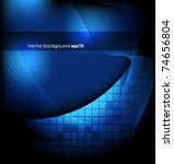 abstract background | Shutterstock .eps vector #74656804