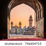 The Wazir Khan Mosque Is...