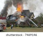 Four Alarm Fire