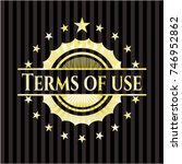 terms of use gold badge