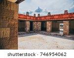 mexico   september 21  detail... | Shutterstock . vector #746954062