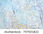 colorful marble texture... | Shutterstock . vector #747031822